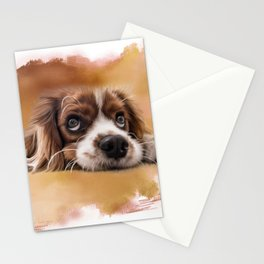 King Charles Cavalier Stationery Cards