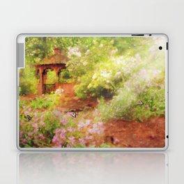 Paradise Garden Laptop & iPad Skin