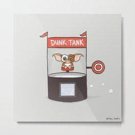 Dunk Gizmo Metal Print