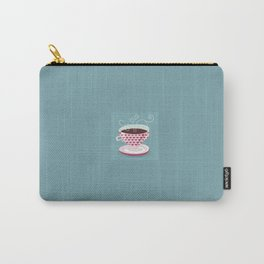 Romantic Coffee  (Tea) Carry-All Pouch