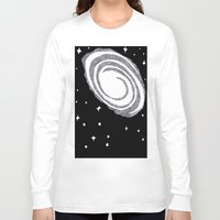 cosmic Long Sleeve T-shirts featuring cosmic  by smurfmonster