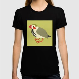 The Friendly Finch T-shirt