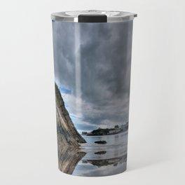 Reflections of Tenby 2 Travel Mug