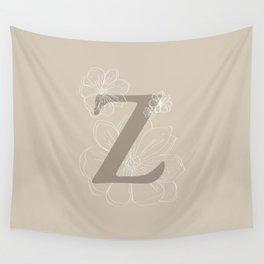 Zinnia Wall Tapestry