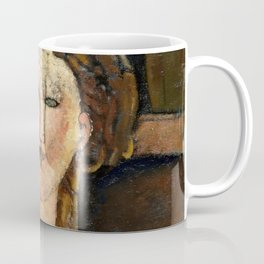 "Amedeo Modigliani ""Antonia"" Coffee Mug"