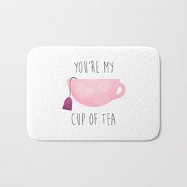 You're My Cup Of Tea Bath Mat