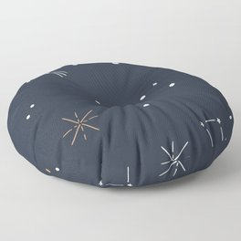Outer Space Floor Pillow