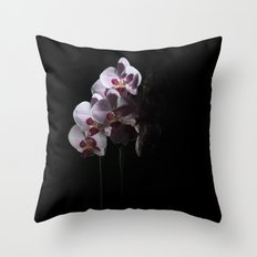 Orchidee 1 Throw Pillow