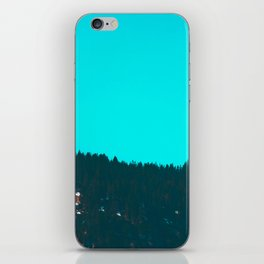 Gradients in Nature #4 iPhone Skin