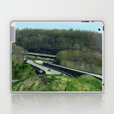 The Vastness of the Highway Laptop & iPad Skin