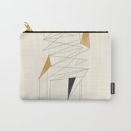 shapes and lines Carry-All Pouch