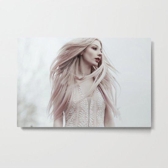 Pastel wind Metal Print