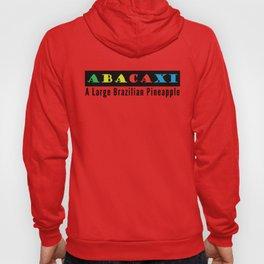 Wording - Abacaxi (A Large Brazilian Pineapple) Hoody