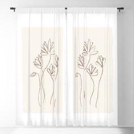 Soft Line Design 05 Blackout Curtain