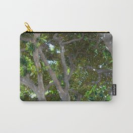 Under the roof of a magnolia Carry-All Pouch