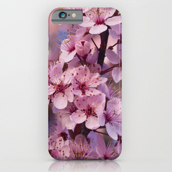 Backyard Blossoms iPhone & iPod Case