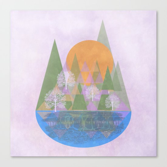 Spring Dream Canvas Print