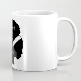 Empowered Women Empower Women - Afro Coffee Mug