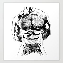 Tristor 2.0 Art Print