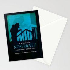 Nosferatu - A Symphony of Horror Stationery Cards