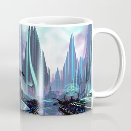 Transia City Coffee Mug