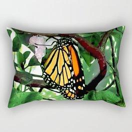 Just Born Rectangular Pillow