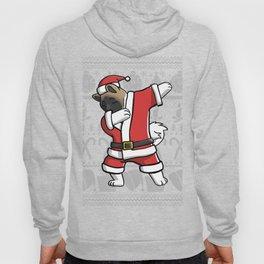 Akita Dabbing Ugly Christmas Hoody