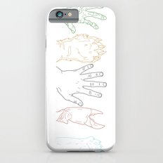 Hands are all the same iPhone 6s Slim Case