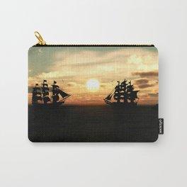 Seefahrt Begegnungen Carry-All Pouch