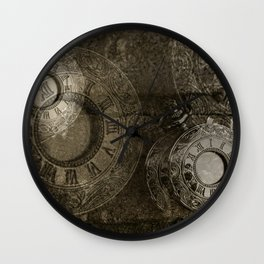 Too Much Time Wall Clock