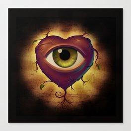 EyeHeart Canvas Print