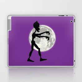 Friendly Zombie On The Go - Walk Laptop & iPad Skin