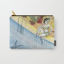 Secret Pools Carry-All Pouch