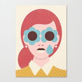 20/20 (1960s) Canvas Print