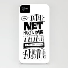 Internet Envy iPhone (4, 4s) Slim Case