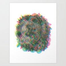 Hallucinations Art Print