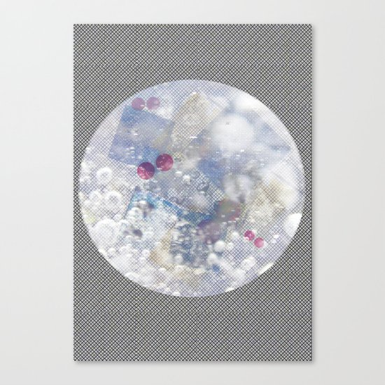 Water Bubble Canvas Print
