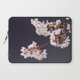 Cherry Blossoms (illustration) Laptop Sleeve