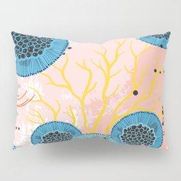 Fantasy flowers Pillow Sham