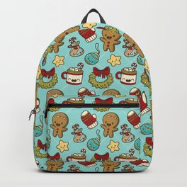 Cookie Holidays Backpack