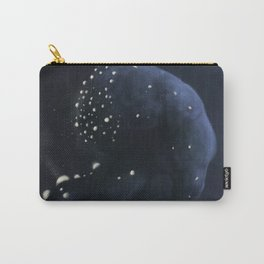 Blue mushroom Carry-All Pouch