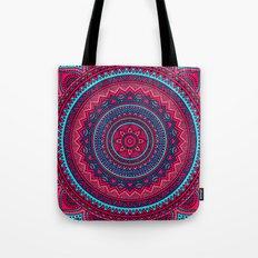Hippie mandala 46 Tote Bag