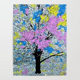 TREE SO PRETTY Poster