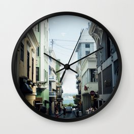 Calle Wall Clock