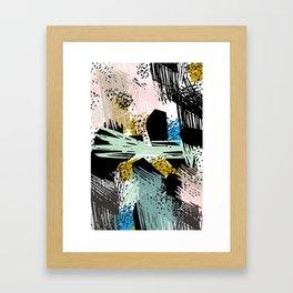 Dramatic Applause Framed Art Print