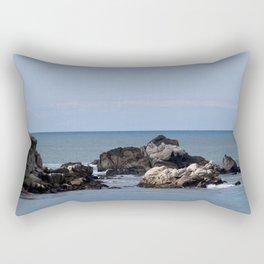 The Whaler's Cove (Point Lobos) Rectangular Pillow