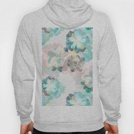 Succulent Pattern Hoody