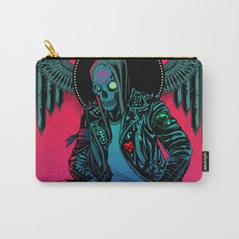 The Ghost of Dead Motor City Carry-All Pouch