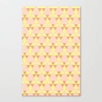 quilt Canvas Prints featuring Quilt. Quilt. Quilt. by Glassy