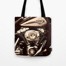 HD Brown tone Tote Bag